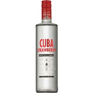 Cuba Strawberry Vodka, 30% alk., 0,7l