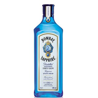 Bombay Sapphire Dry Gin 1,0 l