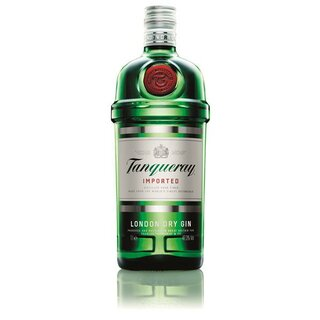 Tanqueray London Dry Gin, 47,3% alk., 1 l