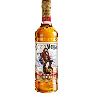 Captain Morgan Spiced Gold, 35% alk., 0,7l