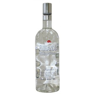 Finlandia, Vodka of Finland,  40% alk., 1 l