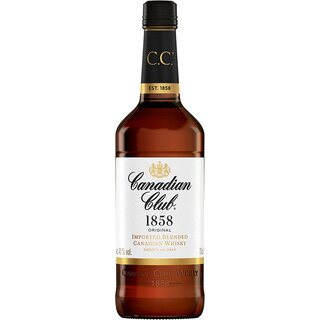 Canadian Club, 40% alk., 1 l