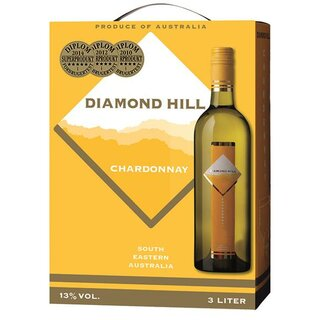 Diamond Hill Chardonnay 3l (AUS) BiB