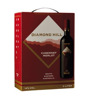 Diamond Hill Cab/Merl 3l (AUS) BiB