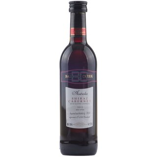 Badgers Creek Shiraz Cabernet 0,25l (A)