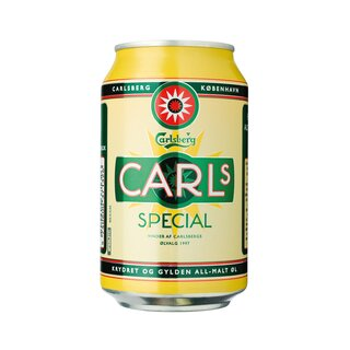 Carlsberg Carls Special 24x0,33 Ds.Export