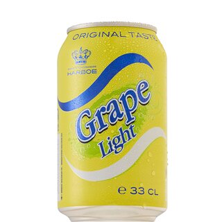 Harboe Grape light 24x0,33 l