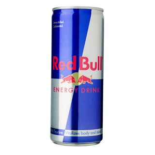 Red Bull Energy Drink, 24 x 0,25 (pantfri / til eksport)