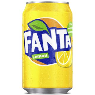 Fanta Lemon 24x0,33l Export