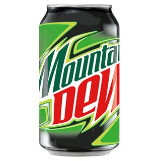Mountain Dew 24x0,33L Dosen Export