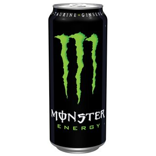 Monster Energy Original grün 12x0,5l Ds. Export