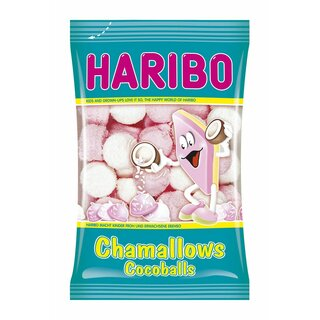 Haribo Cocoballs Chamallows 200g