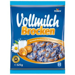 Vollmilch Brocken 325g