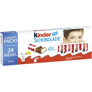 Kinderschokolade Vorratsbox 300g