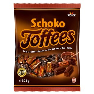 Schoko Toffees 325g