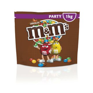 M&M´s Choco Party Pack 1kg