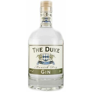 The Duke Munich Dry Gin 45% alc. 0,7 ltr.