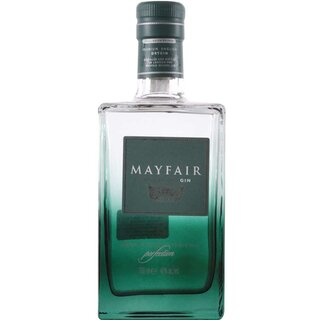Mayfair London Dry Gin 40 % 0,7 l