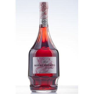Royal Oporto Rosé Port 19% Vol. 0,75 ltr.