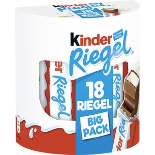 Kinder Riegel 18er Big Pack
