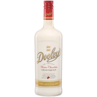 Dooley´s Winter/White chocolate 1 l