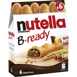 Nutella B-ready 6er 132g