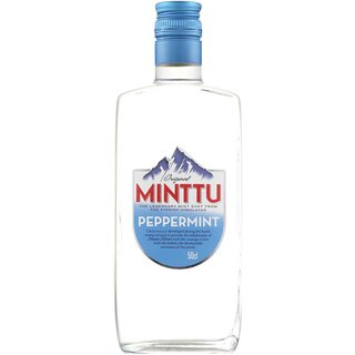 Minttu Peppermint 35% 0,5l