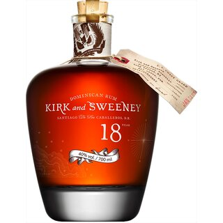 Kirk and Sweeney 18Y 0,7l