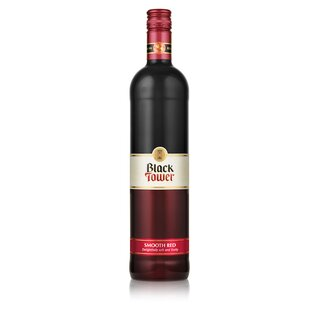 Black Tower Smooth Red 0,75L