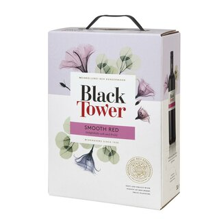 Black Tower Smooth Red 3 l (D)