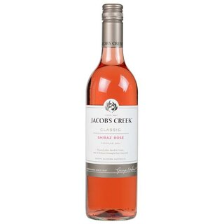 Jacobs Creek Shiraz Rosé 0,75L(Aus)