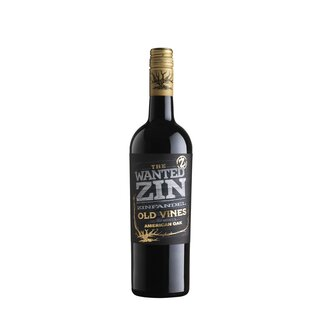 Wanted Zinfandel 0,75 (I)