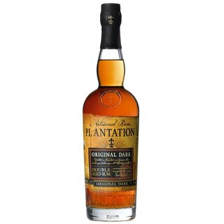 Plantation Double Aged Dark 0,7 l