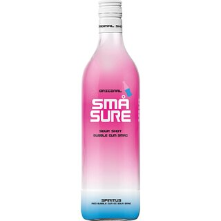 Små sure Bubblegum 1L