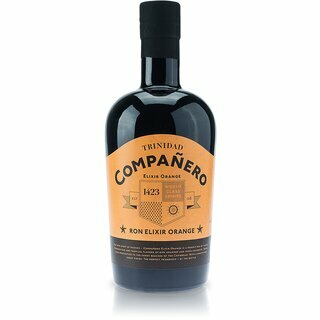 Comapnero Ron Elixir Orange 0,7l