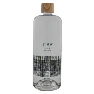 Gustav Vodka 40%,  0,7L