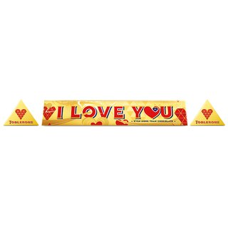 Toblerone Gold Messages 360g