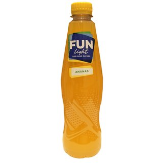 Fun Light ananas 0,5 l